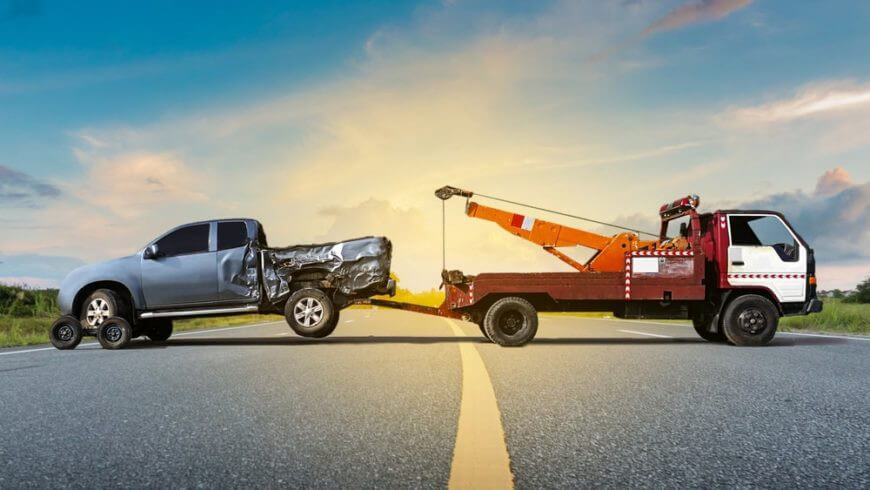 Tow Truck Drivers on America's Most Dangerous Jobs