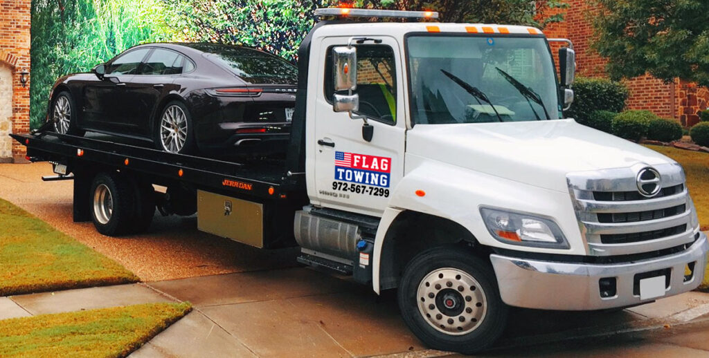 How to Prepare Your Car for Long Distance Towing