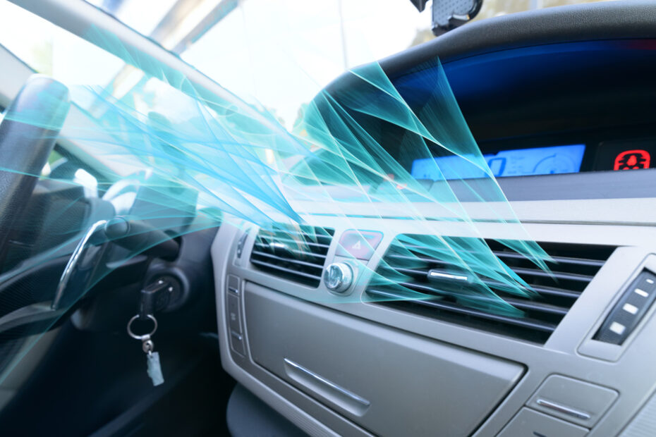 vehicle air condition