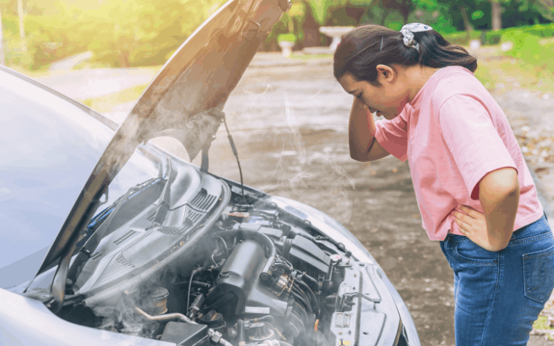 Prevent Your Vehicle From Overheating